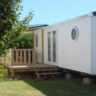 Mobil-home Grand confort 2 chambres