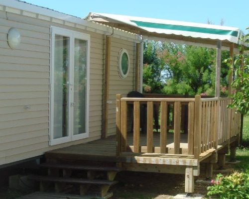 Mobil-home Loisir Confort 2 chambres