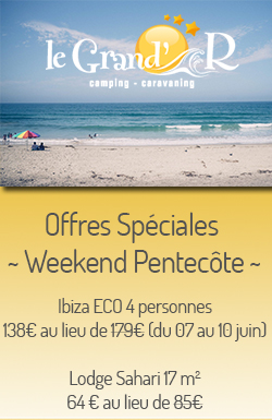 Promotions Weekend Pentecôte